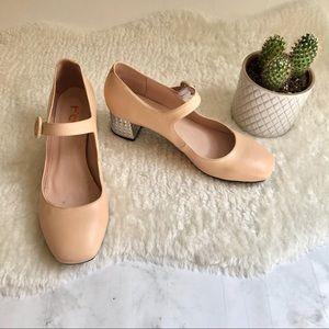Shoes - Size 11.5 Round Toe Mary Jane Sandal